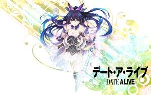 Rating: Safe Score: 54 Tags: armor cleavage date_a_live sword tsunako wallpaper yatogami_tooka User: tanfern