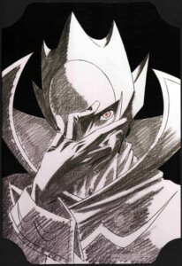 Rating: Safe Score: 19 Tags: code_geass lelouch_lamperouge monochrome nakatani_seiichi screening sketch zero_(code_geass) User: hyde333