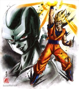 Rating: Safe Score: 4 Tags: cooler dragon_ball son_goku User: drop