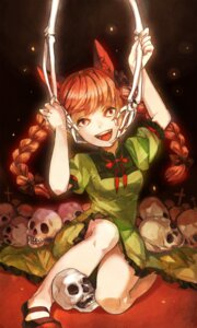 Rating: Safe Score: 7 Tags: animal_ears clea kaenbyou_rin nekomimi touhou User: Radioactive