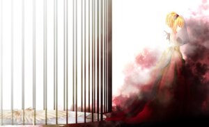 Rating: Safe Score: 13 Tags: dress elizabeth_von_wettin sound_horizon tsubaki_ki wedding_dress User: charunetra