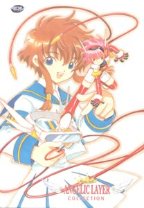 Rating: Safe Score: 2 Tags: angelic_layer clamp hikaru suzuhara_misaki User: Radioactive