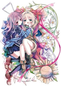 Rating: Safe Score: 7 Tags: kamisama_no_inai_nichiyoubi User: kiyoe