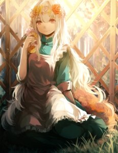Rating: Safe Score: 25 Tags: dress kagerou_project kozakura_mary lemontea maid mekakucity_actors User: zero|fade
