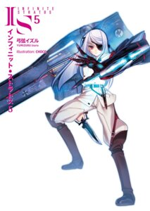 Rating: Safe Score: 10 Tags: armor choco eyepatch infinite_stratos weapon User: kiyoe