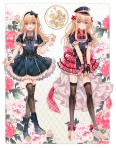 Rating: Safe Score: 19 Tags: abandon_ranka heels lolita_fashion midare_toushirou thighhighs touken_ranbu trap User: Dreista