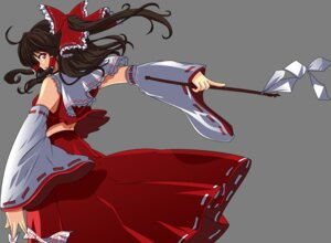 Rating: Safe Score: 15 Tags: hakurei_reimu touhou transparent_png vector_trace User: KiNAlosthispassword