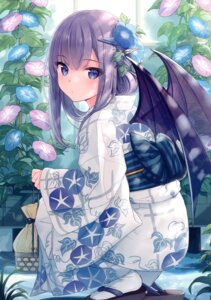 Rating: Safe Score: 61 Tags: wings yashiro_seika yukata User: kiyoe