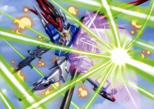 Rating: Safe Score: 13 Tags: gun gundam gundam_seed gundam_seed_destiny mecha User: Radioactive