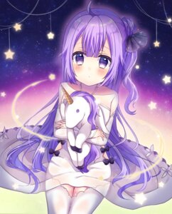 Rating: Safe Score: 24 Tags: azur_lane dress see_through thighhighs unicorn_(azur_lane) utasen_chiki User: animeprincess