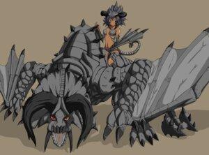 Rating: Safe Score: 13 Tags: horns monster_hunter tagme tail User: yumichi-sama