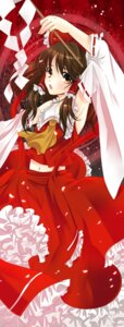 Rating: Safe Score: 16 Tags: ainili hakurei_reimu touhou User: Radioactive