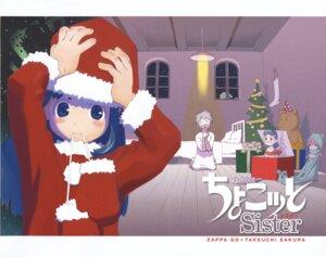 Rating: Safe Score: 3 Tags: choko chokotto_sister kawagoe_haruma serikawa_chitose takeuchi_sakura User: Radioactive