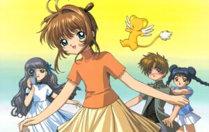 Rating: Safe Score: 2 Tags: card_captor_sakura daidouji_tomoyo kerberos kinomoto_sakura li_meiling li_syaoran madhouse User: Omgix