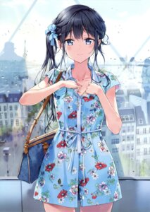 Rating: Safe Score: 136 Tags: adagaki_aki masamune-kun_no_revenge tiv User: Twinsenzw
