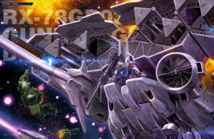 Rating: Safe Score: 5 Tags: gundam gundam_0083 mecha tomotake_kinoshita User: drop