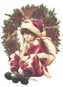 Rating: Safe Score: 3 Tags: christmas male minekura_kazuya saiyuki son_goku User: Radioactive