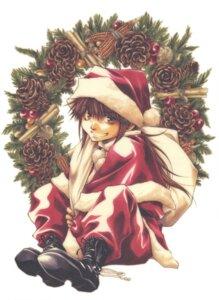 Rating: Safe Score: 3 Tags: christmas male minekura_kazuya saiyuki son_goku User: Radioactive