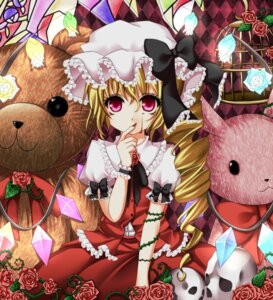 Rating: Safe Score: 7 Tags: blood flandre_scarlet harukaruha touhou User: Nekotsúh