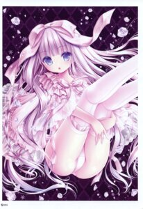 Rating: Questionable Score: 52 Tags: pantsu see_through thighhighs tinkle User: RICO740