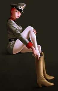 Rating: Safe Score: 6 Tags: gundam matilda_ajan mobile_suit_gundam pantyhose python uniform User: Radioactive