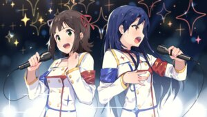 Rating: Safe Score: 18 Tags: amami_haruka ddal kisaragi_chihaya the_idolm@ster uniform User: Dreista