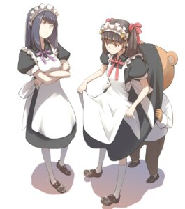 Rating: Safe Score: 29 Tags: maid noraico User: zero|fade