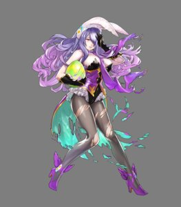 Rating: Questionable Score: 29 Tags: animal_ears bunny_ears bunny_girl camilla cleavage fire_emblem fire_emblem_heroes fire_emblem_if heels maeshima_shigeki nintendo pantyhose torn_clothes transparent_png User: charunetra