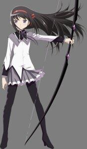 Rating: Safe Score: 32 Tags: akemi_homura pantyhose puella_magi_madoka_magica transparent_png User: Waki_Miko
