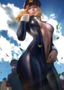 Rating: Questionable Score: 33 Tags: bodysuit boku_no_hero_academia cleavage no_bra open_shirt undressing utsushimi_kemii zumi_(zumidraws) User: Benawi3