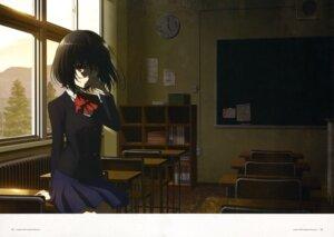 Rating: Safe Score: 16 Tags: another eyepatch ishii_yuriko misaki_mei seifuku User: Radioactive