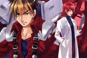 Rating: Safe Score: 2 Tags: kuramoto_kaya kyousuke_nanbu marion_radom super_robot_wars User: Share