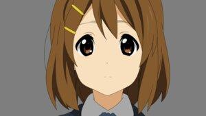 Rating: Safe Score: 21 Tags: hirasawa_yui k-on! transparent_png vector_trace User: Pilad