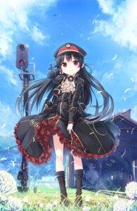 Rating: Safe Score: 30 Tags: cura hachiroku lose maitetsu skirt_lift uniform User: Twinsenzw