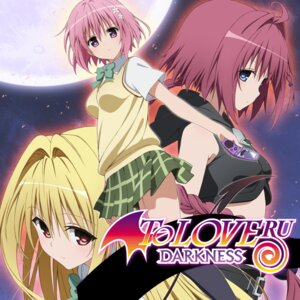 Rating: Safe Score: 21 Tags: digital_version golden_darkness kurosaki_mea momo_velia_deviluke seifuku tail to_love_ru to_love_ru_darkness User: LiHaonan