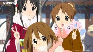 Rating: Questionable Score: 7 Tags: akiyama_mio hirasawa_ui hirasawa_yui k-on! User: For.Infi