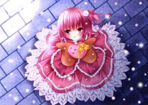 Rating: Safe Score: 21 Tags: dress kino_(pixiv1417953) minato_tomoka ro-kyu-bu! User: ddns001