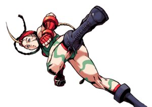 Rating: Safe Score: 6 Tags: cammy_white capcom edayan leotard street_fighter User: Radioactive