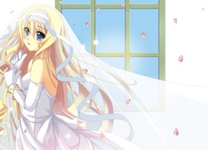 Rating: Safe Score: 31 Tags: a_flow cecilia_alcott dress infinite_stratos wedding_dress User: topcdmouse