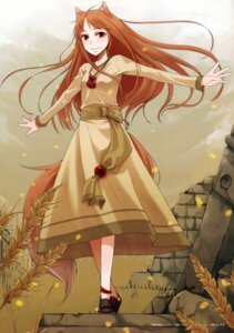 Rating: Safe Score: 27 Tags: animal_ears ayakura_juu holo spice_and_wolf tail User: Radioactive