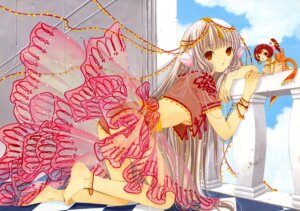 Rating: Questionable Score: 11 Tags: chii chobits clamp fixme gap sumomo underboob User: Share