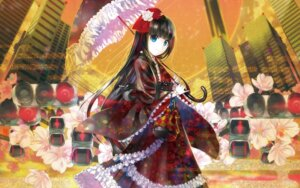 Rating: Safe Score: 36 Tags: cropped kei lolita_fashion umbrella wa_lolita wallpaper User: edogawaconan