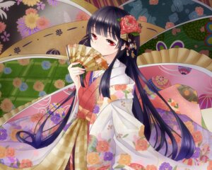 Rating: Safe Score: 24 Tags: houraisan_kaguya kimono shironeko_yuuki touhou User: 23yAyuMe