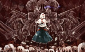 Rating: Safe Score: 3 Tags: alice_margatroid tomasu touhou User: konstargirl