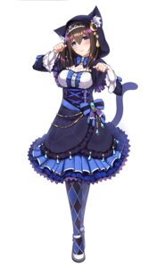 Rating: Safe Score: 33 Tags: animal_ears dress go-1 gothic_lolita halloween lolita_fashion nekomimi pantyhose sagisawa_fumika tail the_idolm@ster the_idolm@ster_cinderella_girls User: Mr_GT