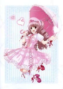 Rating: Safe Score: 18 Tags: dress nakajima_yuka User: Bulzeeb
