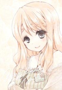 Rating: Safe Score: 21 Tags: fujieda_miyabi k-on! kotobuki_tsumugi User: fairyren
