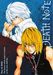 Rating: Safe Score: 4 Tags: death_note male mello near obata_takeshi User: Radioactive