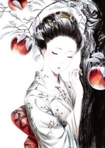Rating: Safe Score: 22 Tags: kimono sawasawa User: Radioactive