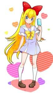 Rating: Safe Score: 13 Tags: dokidoki!_precure dress pretty_cure regina_(dokidoki!_precure) yupiteru User: charunetra